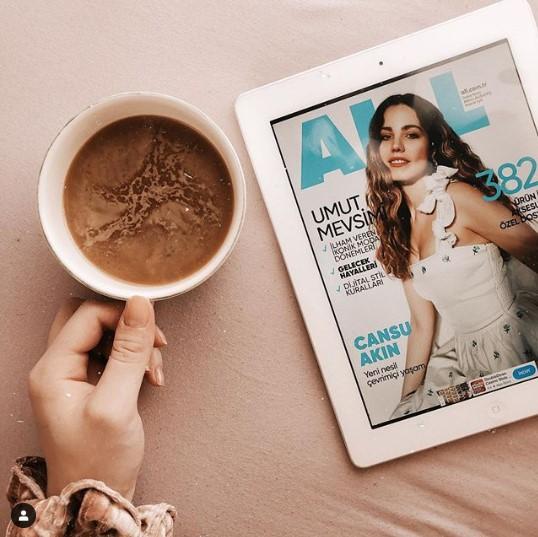 izmir blogger kahve görselleri