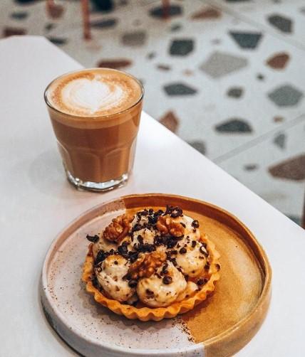 İzmir Blogger kahve görselleri