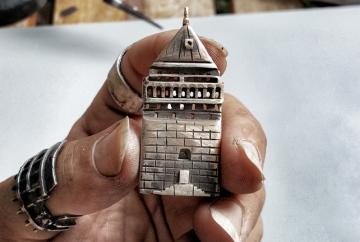 Galata Kulesi Yüzük